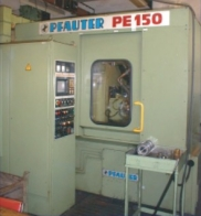 Pfauter machine.